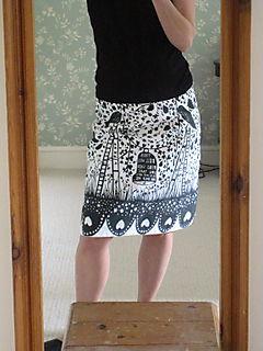 Me with skirt