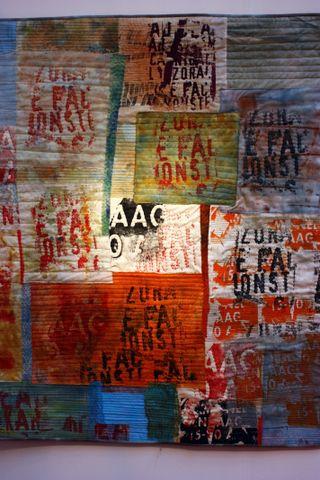 Art quilt 31