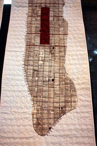 Art quilt 8