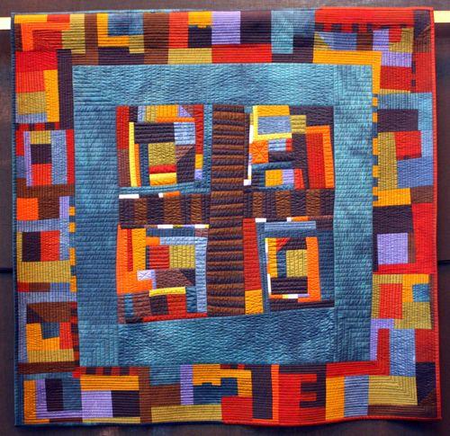 Art quilt 14