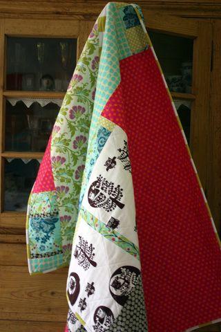 Mia's quilt 8