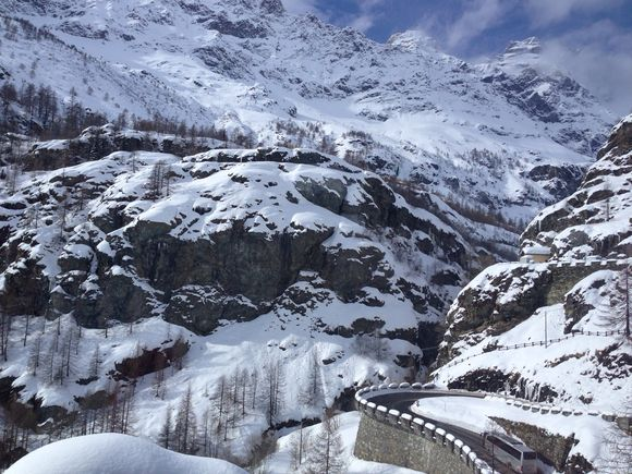 (26) 2014  - postcards from Cervinia -